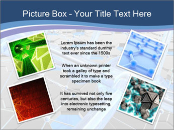 Nanostructures PowerPoint Template - Slide 24