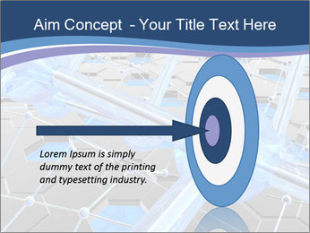 Nanostructures PowerPoint Template - Slide 83