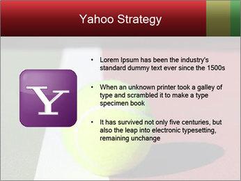 Tennis ball PowerPoint Templates - Slide 11