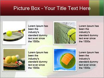 Tennis ball PowerPoint Templates - Slide 14