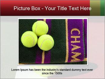 Tennis ball PowerPoint Templates - Slide 15