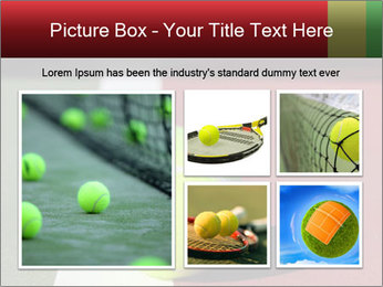 Tennis ball PowerPoint Templates - Slide 19