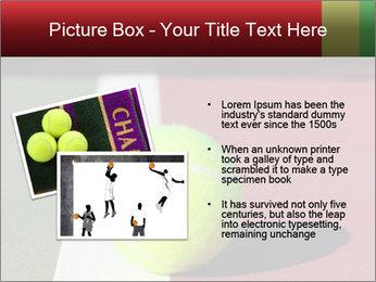 Tennis ball PowerPoint Templates - Slide 20