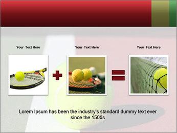 Tennis ball PowerPoint Templates - Slide 22