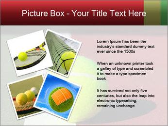 Tennis ball PowerPoint Templates - Slide 23