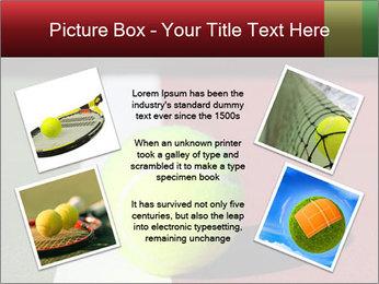 Tennis ball PowerPoint Templates - Slide 24