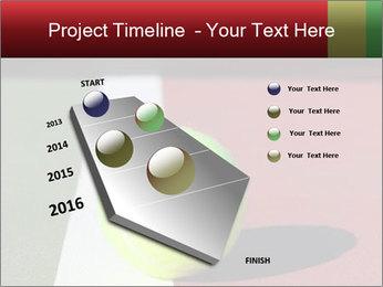 Tennis ball PowerPoint Templates - Slide 26
