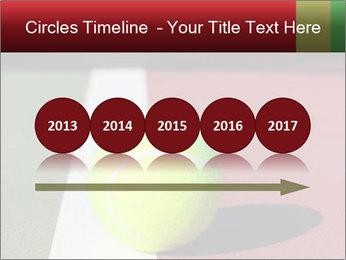 Tennis ball PowerPoint Templates - Slide 29