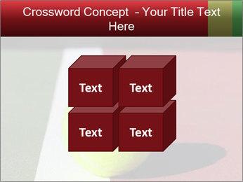Tennis ball PowerPoint Templates - Slide 39