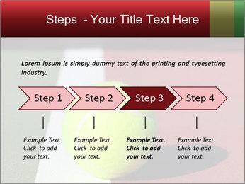 Tennis ball PowerPoint Templates - Slide 4
