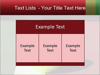 Tennis ball PowerPoint Templates - Slide 59