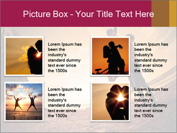 Happiness and romantic PowerPoint Templates - Slide 14