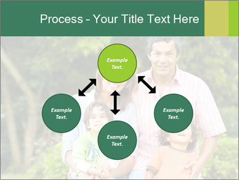 Happy family portrait PowerPoint Template - Slide 91