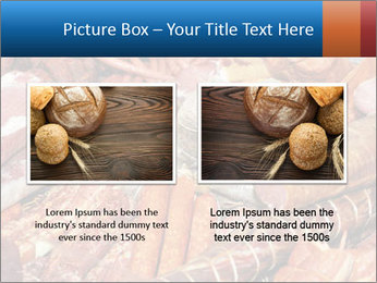 Selection of cold meat PowerPoint Templates - Slide 18