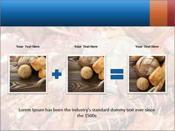 Selection of cold meat PowerPoint Template - Slide 22