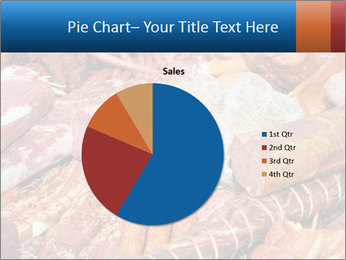 Selection of cold meat PowerPoint Template - Slide 36