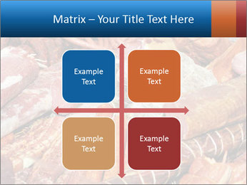 Selection of cold meat PowerPoint Templates - Slide 37