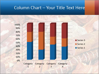 Selection of cold meat PowerPoint Template - Slide 50