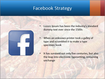 Selection of cold meat PowerPoint Template - Slide 6