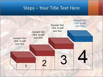 Selection of cold meat PowerPoint Template - Slide 64