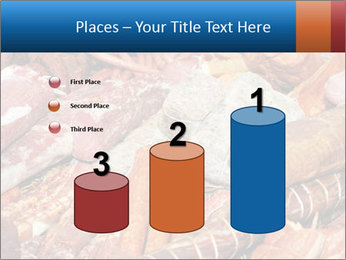 Selection of cold meat PowerPoint Template - Slide 65