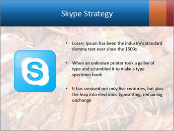 Selection of cold meat PowerPoint Template - Slide 8