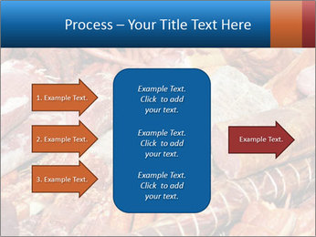 Selection of cold meat PowerPoint Template - Slide 85