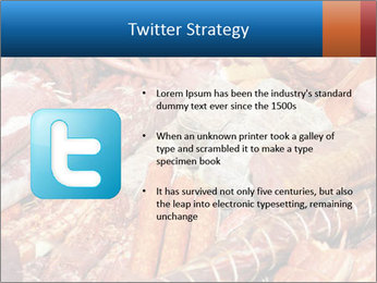 Selection of cold meat PowerPoint Template - Slide 9