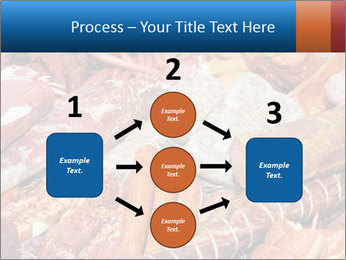 Selection of cold meat PowerPoint Template - Slide 92