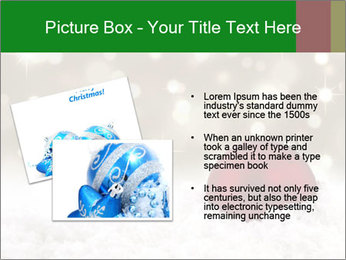 Red Christmas ball PowerPoint Templates - Slide 20