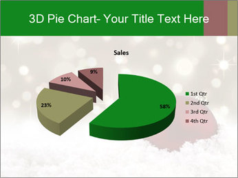 Red Christmas ball PowerPoint Templates - Slide 35