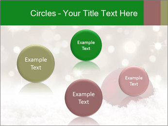 Red Christmas ball PowerPoint Templates - Slide 77