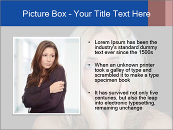 Lonely and depressed PowerPoint Templates - Slide 13