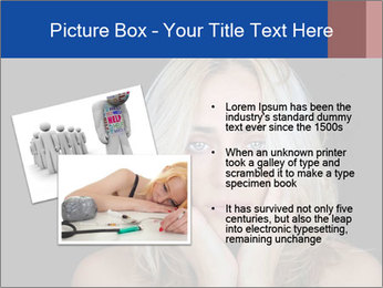 Lonely and depressed PowerPoint Template - Slide 20