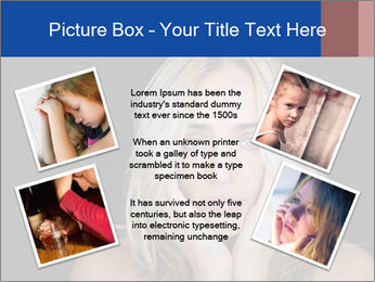 Lonely and depressed PowerPoint Templates - Slide 24