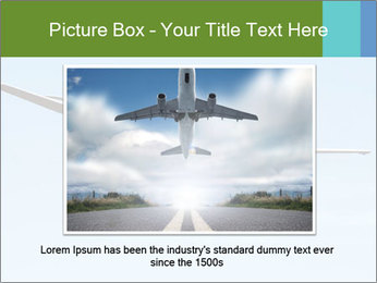 Glider Type G193 Twin II PowerPoint Template - Slide 15