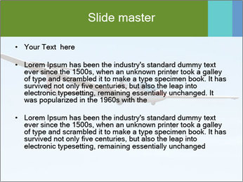 Glider Type G193 Twin II PowerPoint Template - Slide 2