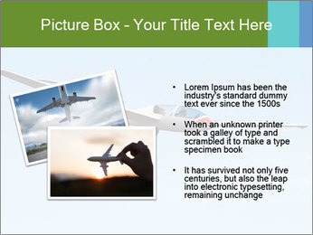 Glider Type G193 Twin II PowerPoint Template - Slide 20
