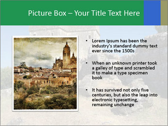 Tower of Ragio in Greece. PowerPoint Templates - Slide 13