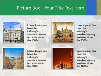Tower of Ragio in Greece. PowerPoint Templates - Slide 14