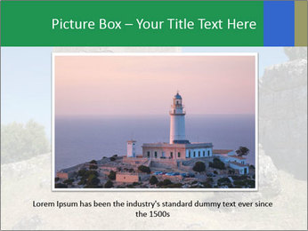 Tower of Ragio in Greece. PowerPoint Templates - Slide 16