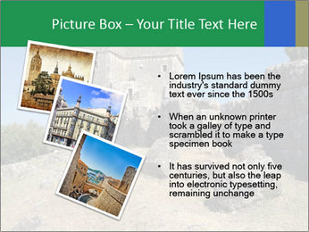 Tower of Ragio in Greece. PowerPoint Templates - Slide 17