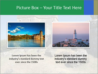 Tower of Ragio in Greece. PowerPoint Templates - Slide 18