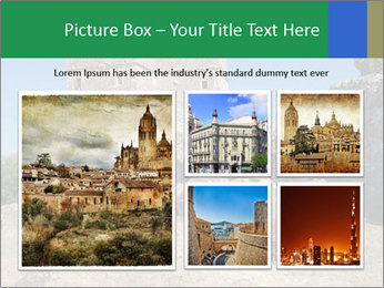 Tower of Ragio in Greece. PowerPoint Templates - Slide 19