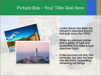 Tower of Ragio in Greece. PowerPoint Templates - Slide 20