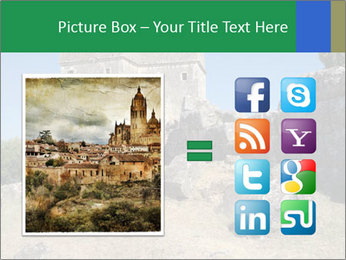 Tower of Ragio in Greece. PowerPoint Templates - Slide 21