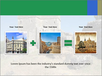 Tower of Ragio in Greece. PowerPoint Templates - Slide 22