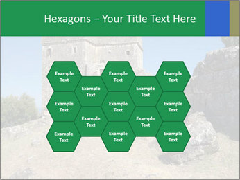 Tower of Ragio in Greece. PowerPoint Templates - Slide 44