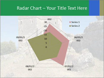 Tower of Ragio in Greece. PowerPoint Templates - Slide 51