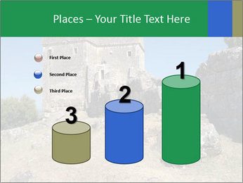 Tower of Ragio in Greece. PowerPoint Templates - Slide 65
